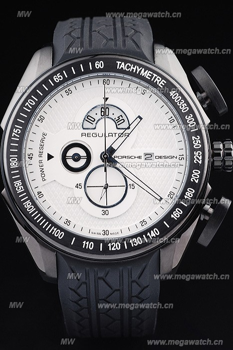 Porsche Regulator replica watch